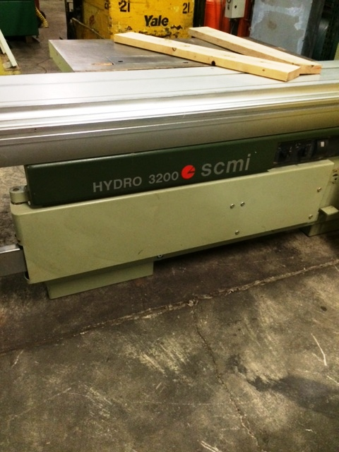 SCM Hydro 10' 3200 Sliding Table Saw | KP Walsh Associates, Inc.