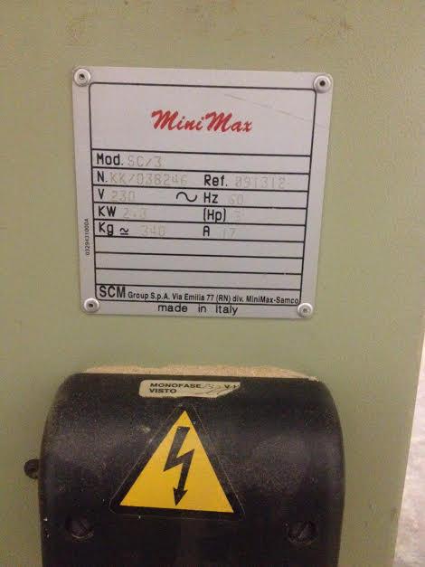 SCM MiniMax SC3 tag | KP Walsh Associates, Inc